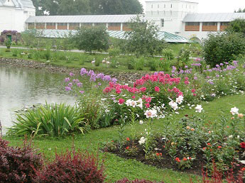 Толгский монастырь - Пруд