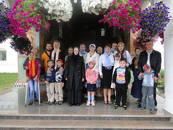 Толгский монастырь - Экскурсия