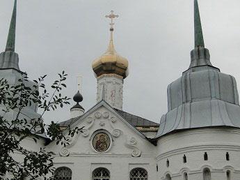 Толгский монастырь - Монастырь