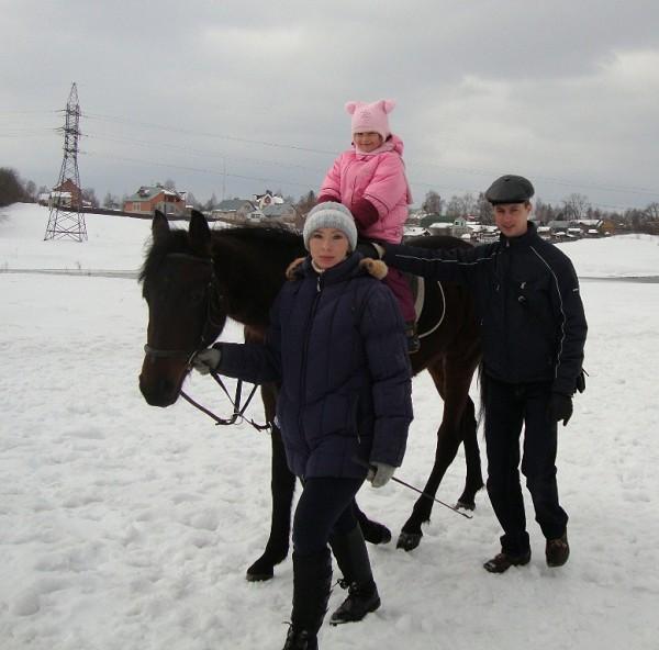 Иппотерапия и лечебная верховая езда (ЛВЕ) - Иппотерапия.  На Волне