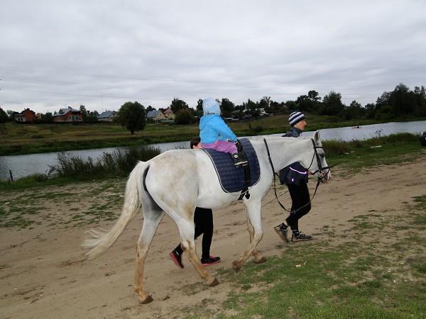 Иппотерапия и лечебная верховая езда (ЛВЕ) - Наталька