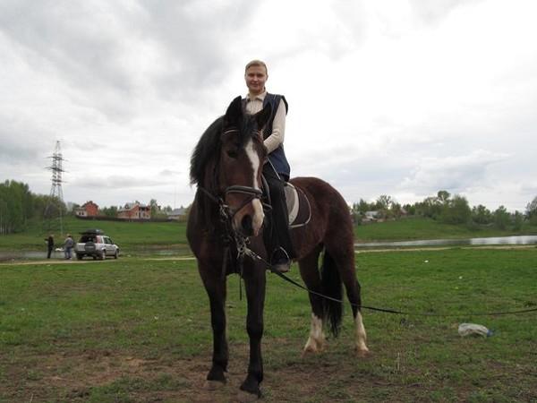 Иппотерапия и лечебная верховая езда (ЛВЕ) - ЛВЕ. Ольга на Хохме