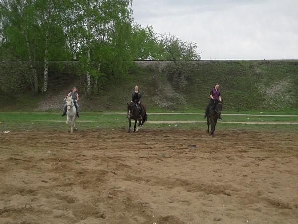 Верховая езда / Конный спорт - Смена