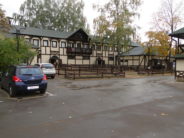 Золотая осень 2014 - КСК Белая дача. октябрь 2014