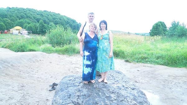 Синий камень/Плещеево озеро  - лето 2016 - Синий камень