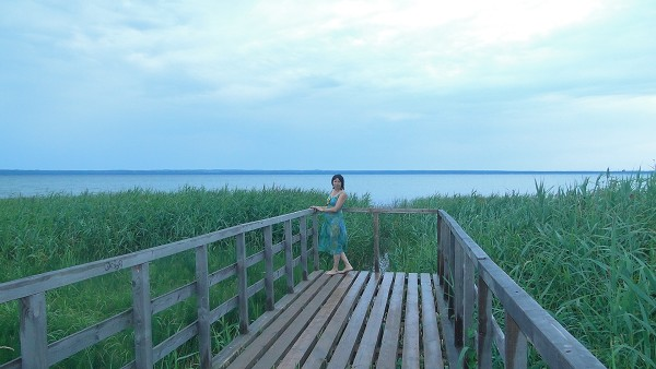 Синий камень/Плещеево озеро  - лето 2016 - У озера