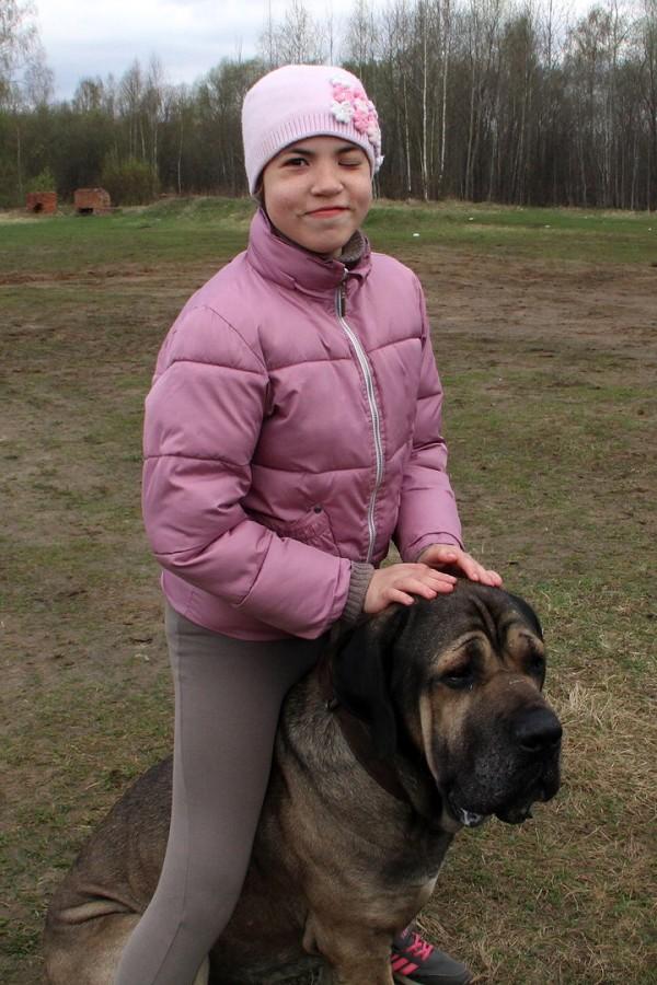 Иппотерапия и лечебная верховая езда (ЛВЕ) - Рэй тоже участвует в тренировках))