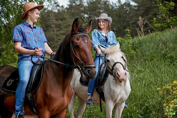 Фотосессии. Фотограф Надежда Рыбакова - На фотосессии с лошадьми всегда хорошее настроение Автор Надежда Рыбакова