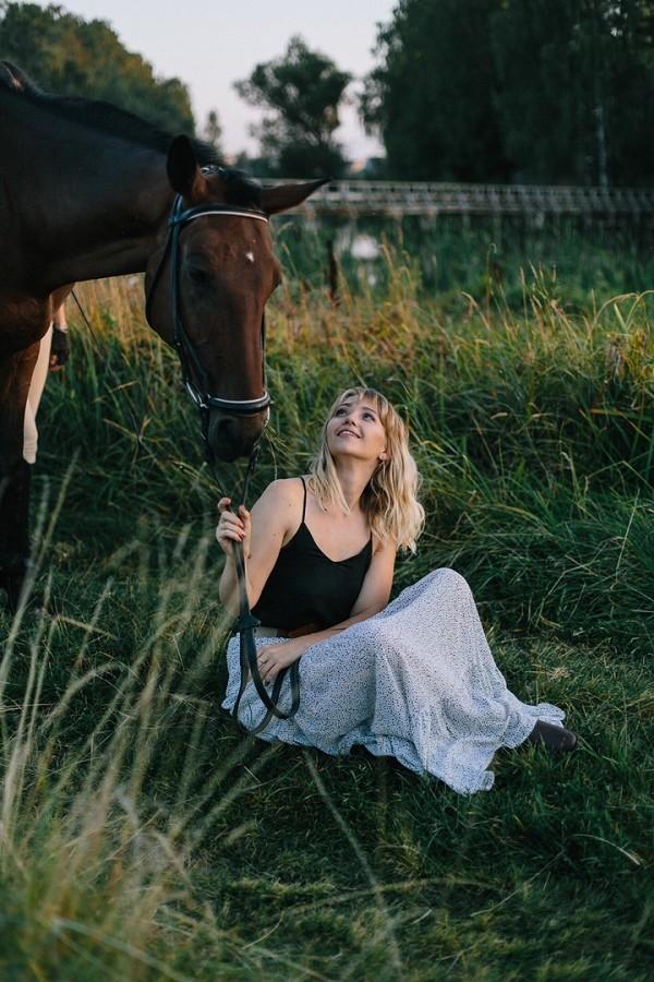 Фотосессия с лошадьми - Фотосессия. Сентябрь