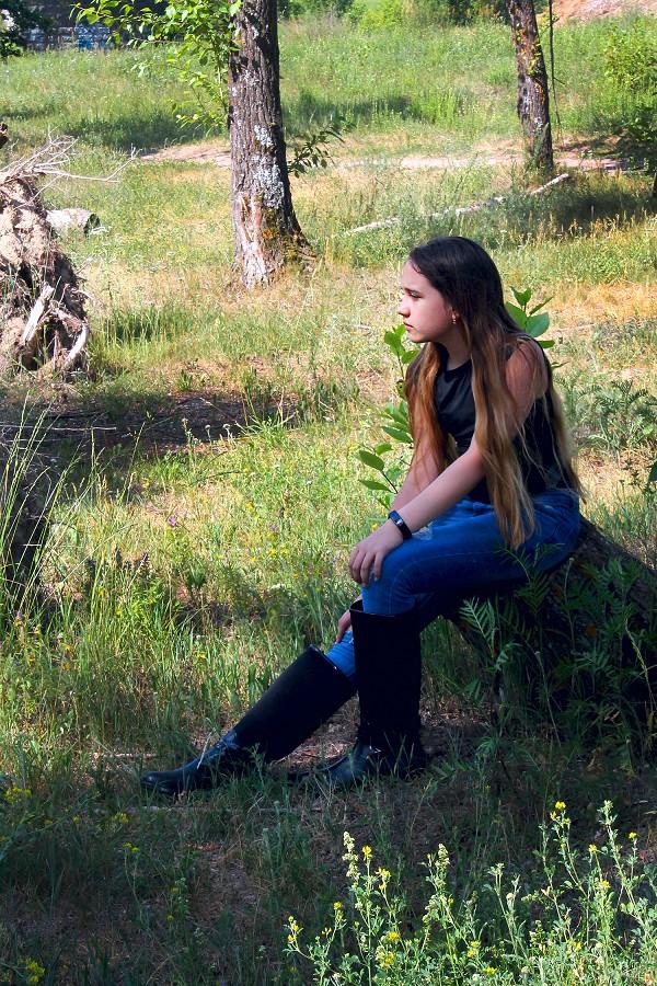 Верховая езда / Конный спорт - Алиса