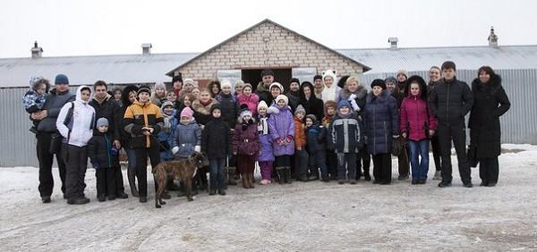 Поездка в КСК Свеченский
