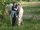 Прогулки на лошадях - Вместе с Никой
