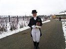 Верховая езда / Конный спорт - Ирина Кукушкина на соревнованиях по выездке.