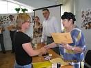 Иппотерапия и лечебная верховая езда (ЛВЕ) - Вручение сертификата НФ ЛВЕ ИКС