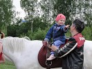 Иппотерапия и лечебная верховая езда (ЛВЕ) - Маша