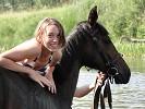 Лошади - Волна и Яна