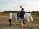 Иппотерапия и лечебная верховая езда (ЛВЕ) - Иппотерапия. Михаил