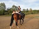 Иппотерапия и лечебная верховая езда (ЛВЕ) - Иппотерапия наши малыши - Эрика