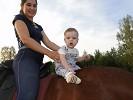 Иппотерапия и лечебная верховая езда (ЛВЕ) - Иппотерапия. Эрика