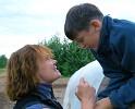 Иппотерапия и лечебная верховая езда (ЛВЕ) - Иппотерапия. Первое занятие