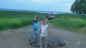 Синий камень/Плещеево озеро  - лето 2016 - На Синем камне