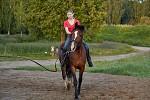 Иппотерапия и лечебная верховая езда (ЛВЕ) - Движение шагом