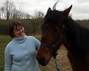 Иппотерапия и лечебная верховая езда (ЛВЕ) - С Аристократом очень приятно общаться