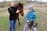 Иппотерапия и лечебная верховая езда (ЛВЕ) - Общаются