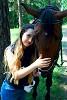 Верховая езда / Конный спорт - Алиса и Водопад