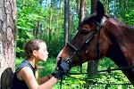 Верховая езда / Конный спорт - Алиса и Хохма :)