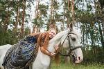 Фотосессия с лошадьми - Cамая-самая...