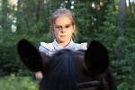 Фотосессия с лошадьми - Портрет. Фотограф Виктория