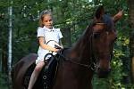 Фотосессия с лошадьми - Воскресная фотосессия на Водопаде